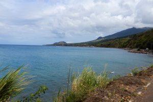St Kitt Coastline