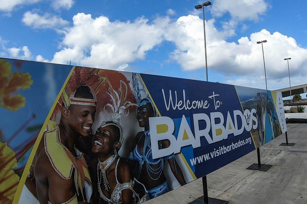 Barbados sign