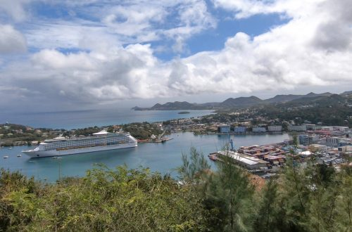 St Lucia Port