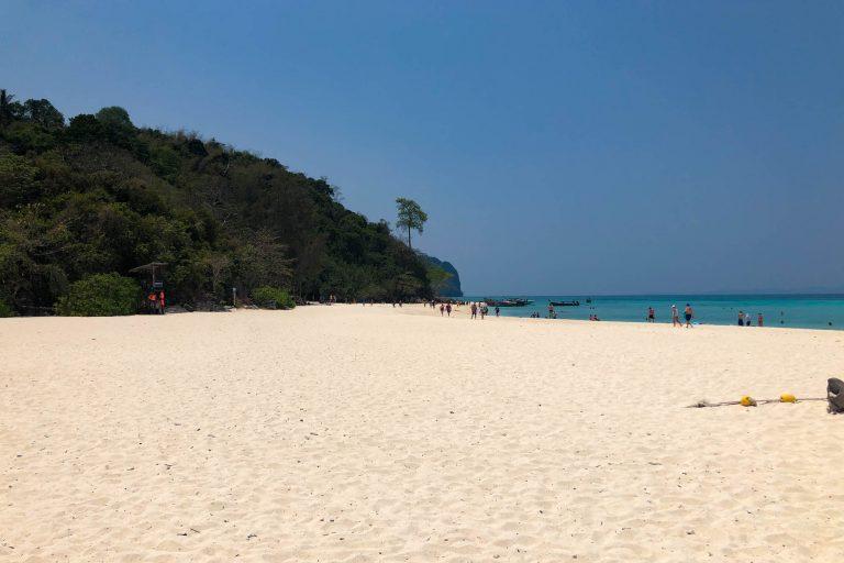 Phi Phi Island Bamboo Island