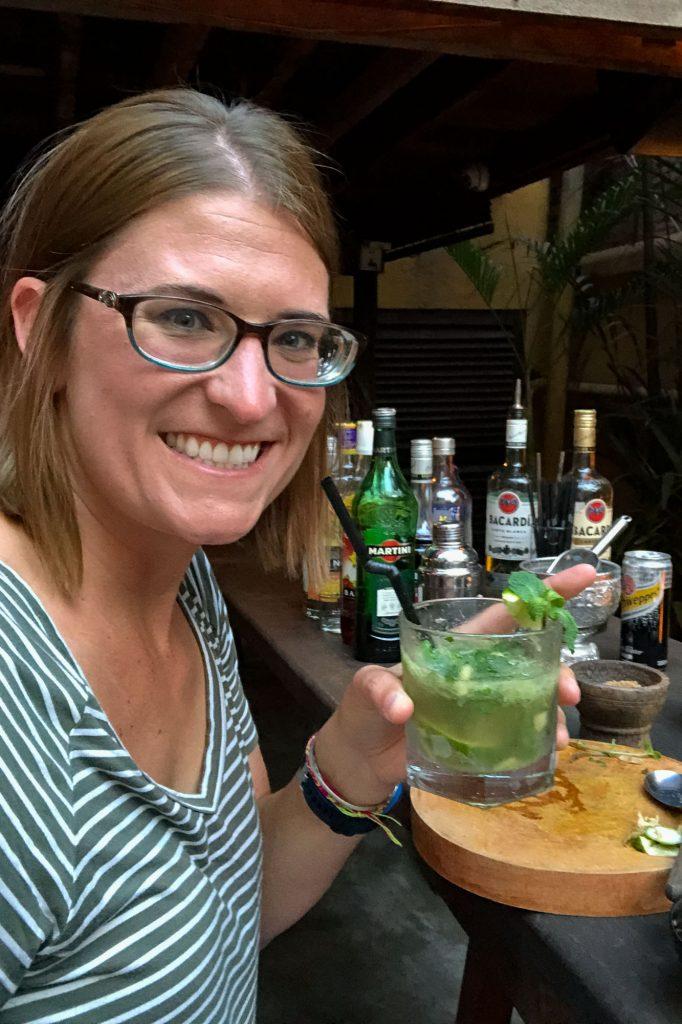 Siem Reap Cocktail Class