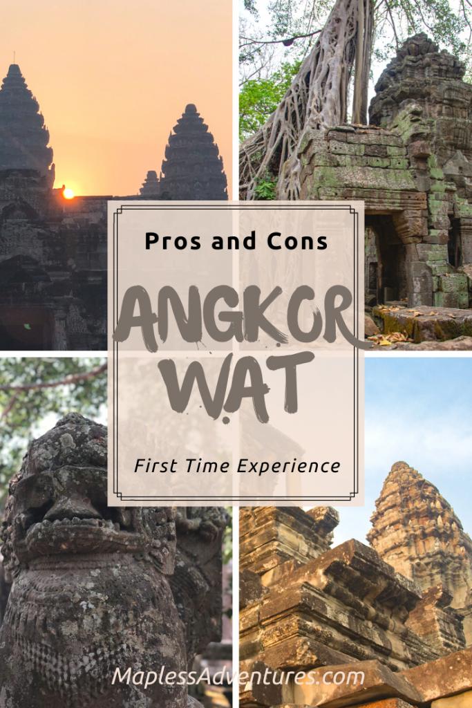 Pin Me Angkor Wat