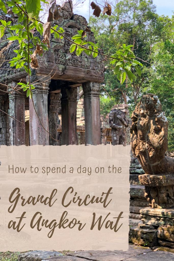 Pin Me Grand Circuit Angkor Wat