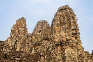 Angkor Wat Bayon Temple