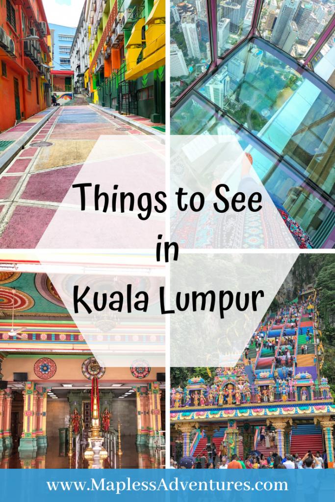Pin Me Kuala Lumpur