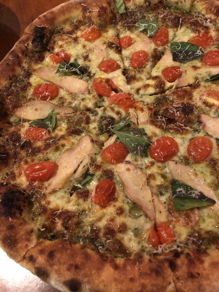 Long Jim's Pizza Lampang