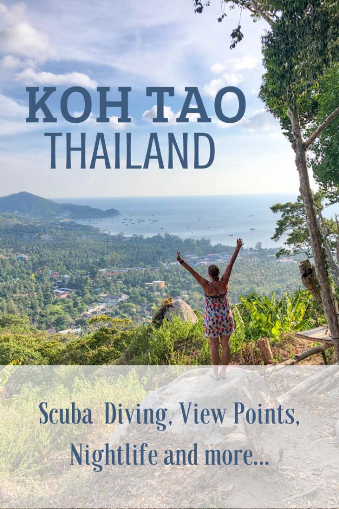 Koh Tao Thailand Pinterest