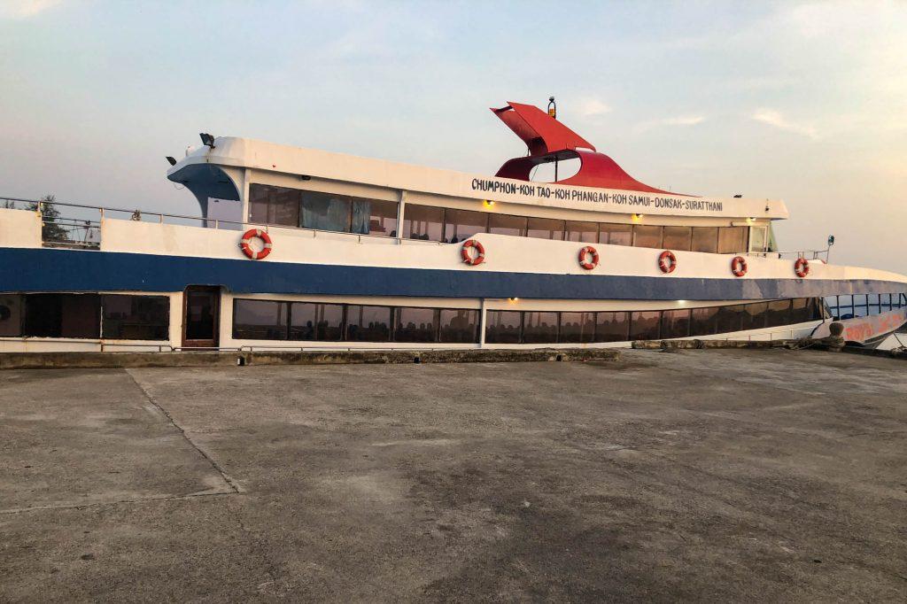 Koh Tao Ferry