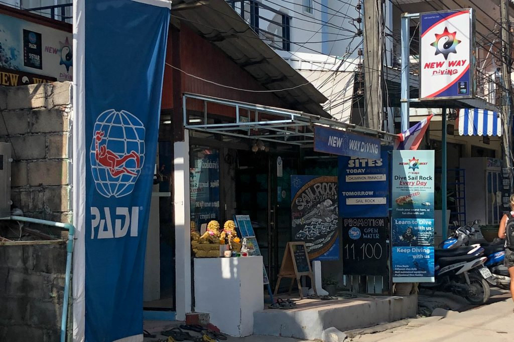 New Way Diving Koh Tao