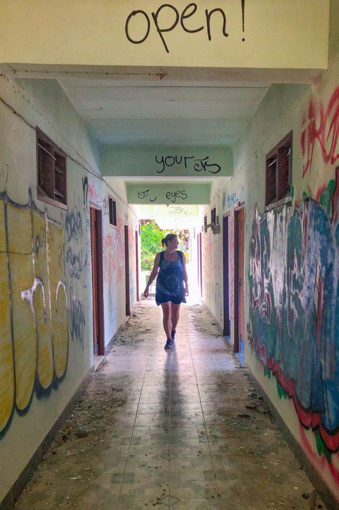 Abandoned Resort Koh Tao