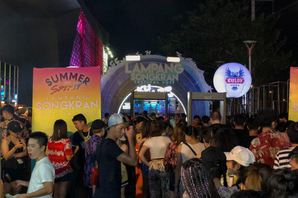 Songkran Festival Mall