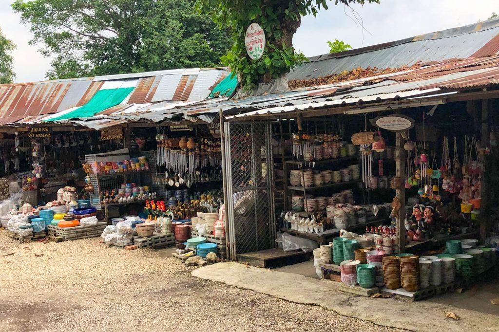 Ceramics Lampang