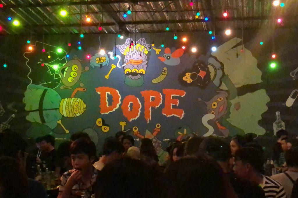 Dope Lampang Thailand