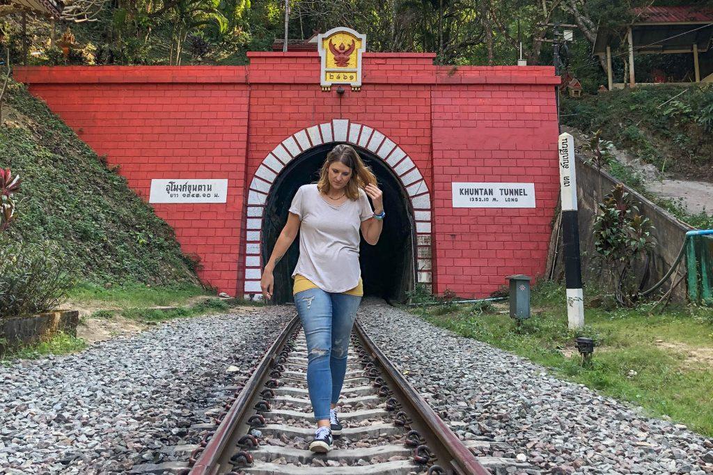 Khun Tan Tunnel Lampang