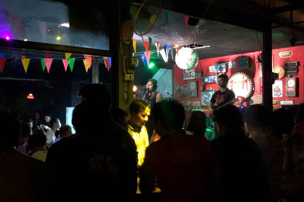 Scala Bar Lampang Thailand