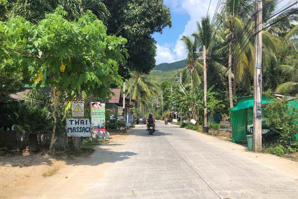motor scooters Koh Phangan