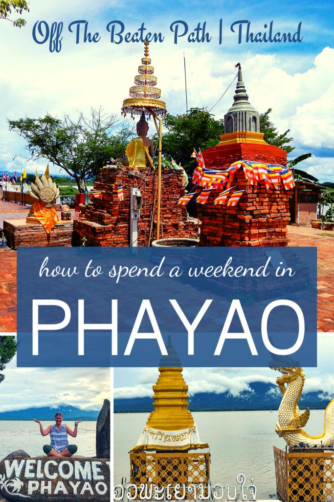 Phayao Thailand Pin Me